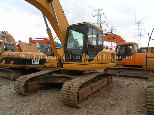 Used Famous Brand PC220-7 Komatsu Excavator for Sale