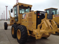 second hand/used CAT 140 motor grader new 140k motor grader