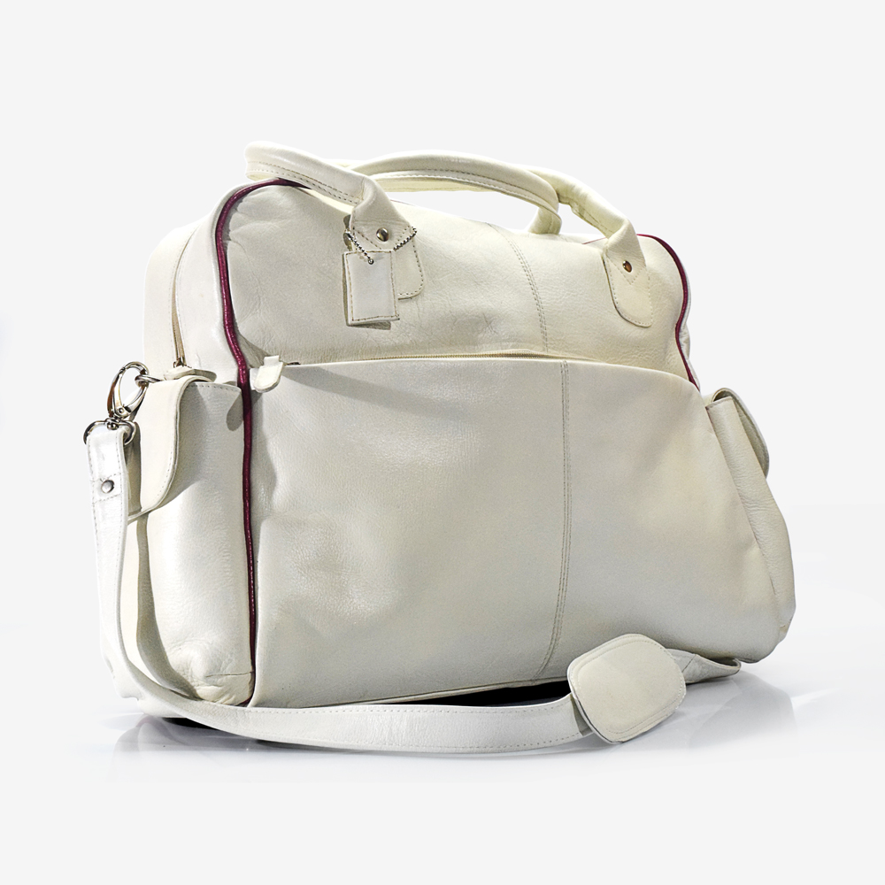 Fashion Genuine Leather DuffleBag - Colombia Supplier