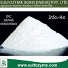 Top Quality Zinc Sulfate 98 ISO