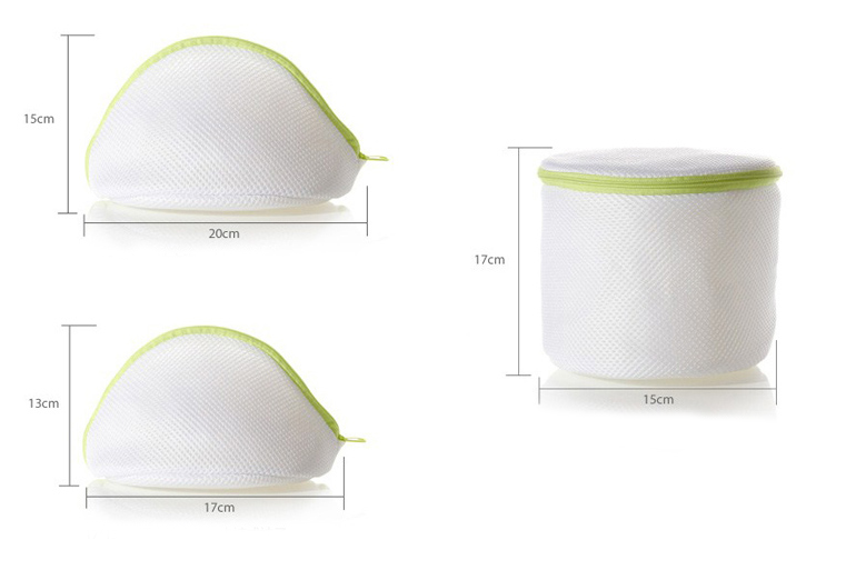 Wholesale laundry bag mesh washing bag