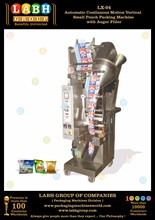 Automatic Sachet Packaging Machine for Milk Powder, Detergent Powder etc.