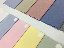 70% Cotton 30% Polyester Dyed Oxford Fabric