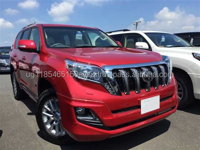 Used RHD Toyota Land Cruiser Prado 2014