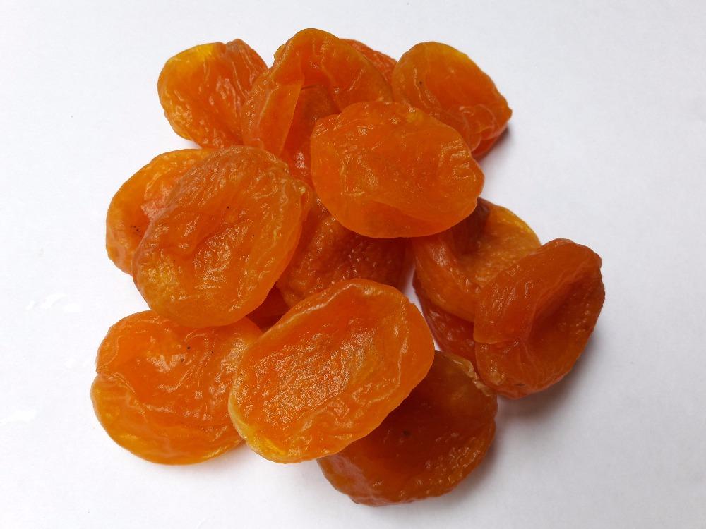2016 dried apricots