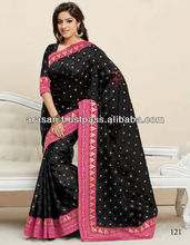 High fashion sexy Ethnic saree - Georgette, poonam, micro poonam saree