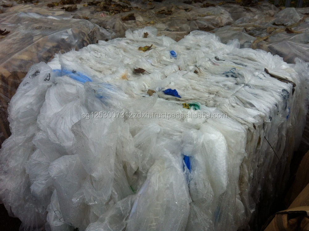 LDPE Bread Bag Plastic Waste/ LDPE Film 98 Plastic Waste/LDPE Color Film Plastic Waste