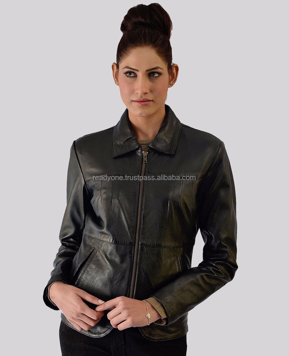 Factory Waterproof Custom Classic Leather Motorcycle Jackets