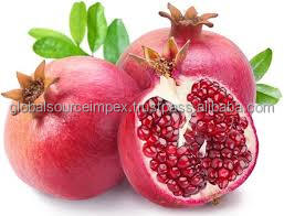 Bhagwa Organic Pomegranate From India