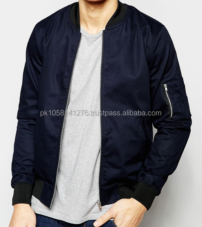 New arrival men military bomber jacket clothing spring