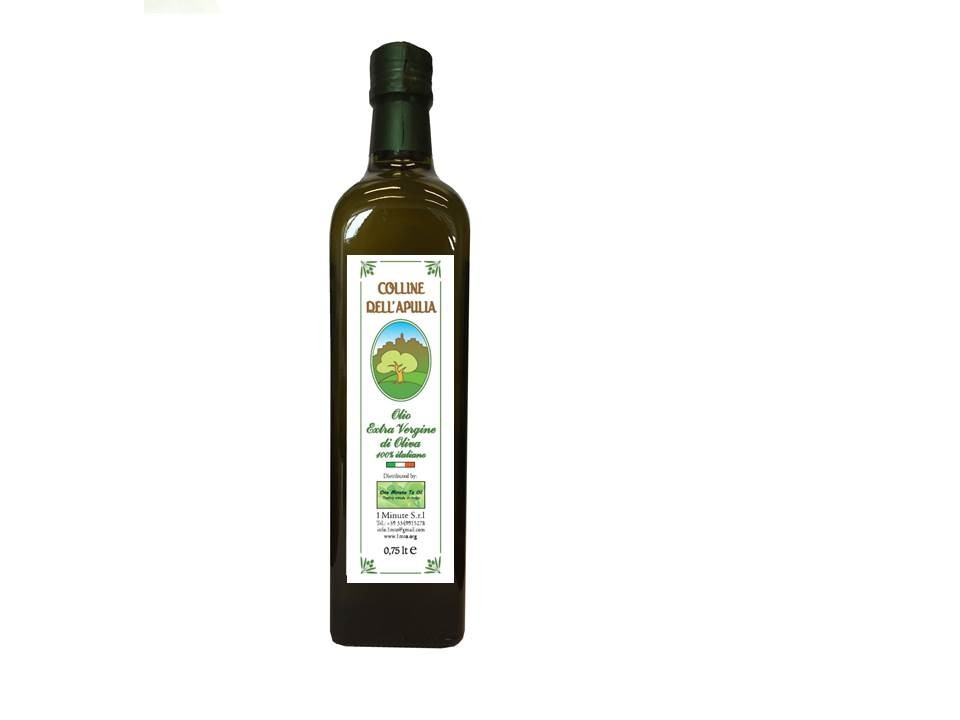 "COLLINE DELL'APULIA ""EXTRA VIRGIN OIL"""