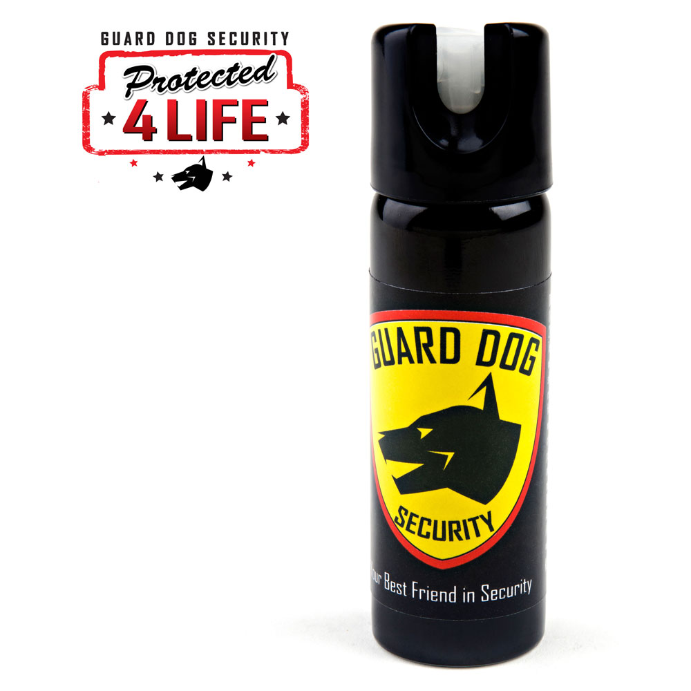 Guard Dog 5oz 18% OC Glow-in-the-dark Pepper Spray
