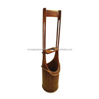 Unforgetable decor with wooden tableware, famous product from Vietnam