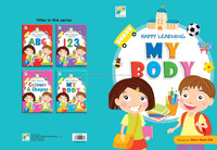 Activity Books - FA6328E Happy Learning & Writing: My Body