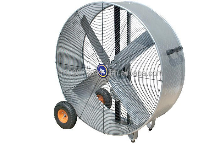 "Best selling Excellent Quality Control 36"" - 48"" Mobile Air Drum Fan"