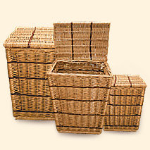 Wicker laundry basket organic wicker .