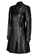 Women's Best Long Fashion LeatherJackets in sheep skin