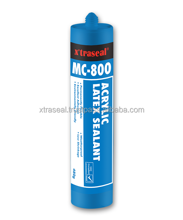 MC-800 Acrylic Latex Sealant