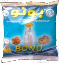 ediable salt normal and with iodin bono