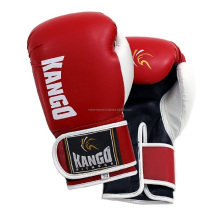 Custom Printed Real Leather Professional 12oz Boxing Gloves