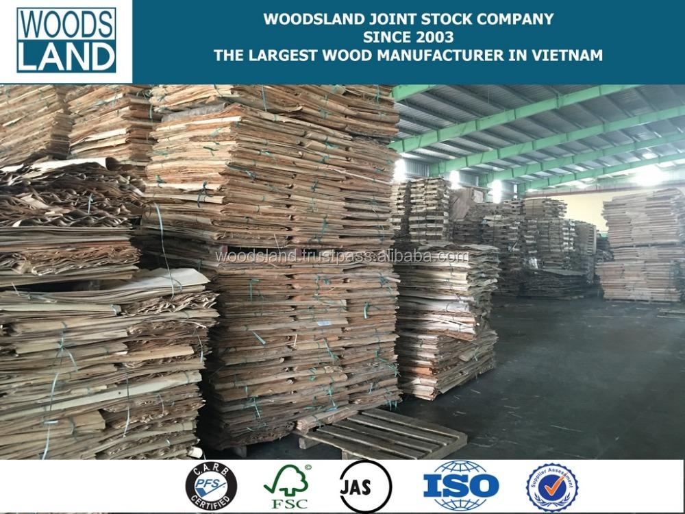 Acacia madera contrachapada de madera natural en vietnam - Madera contrachapada precio ...