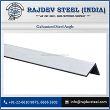 High Quality Construction Equal and Unequal Hot Dip Galvanized Steel Angle