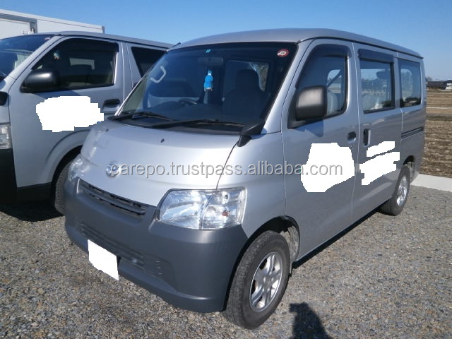 HIGH QUALITY USED TOYOTA TOWNACE VAN 2013 (MODEL : ABF-S402M, ENGINE : 3SZ)