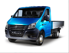 GAZ Drop-side truck with 3-seat cab DIESEL - EXPORT READY