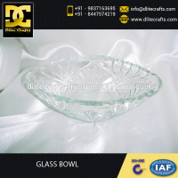 Clear Glass Bowls available at Wholesale Rate from Experienced Producer