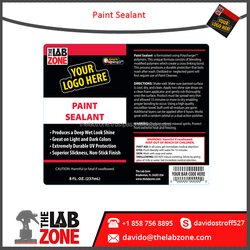 Paint Sealant for Long Lasting Surface Protection
