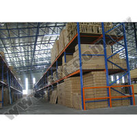 Twin Bay Racking System, TTF Storage Rack Shelving System, Racks, Shelving