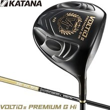 Katana Golf 2015 Voltio III Premium Limited G HI-COR drivers with graphite design original TOUR AD shaft golf driver club Goose