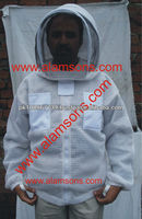 High Quality Full Ventilated Beekeeping Jacket / Ultra Breeze ventilated beekeeping jacket