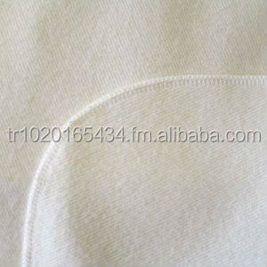 Waterproof PVC / Vinyl Coated Flannel / Molton Fabric