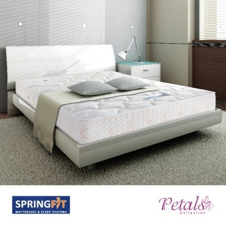 Pocket Spring HR Foam Mattress