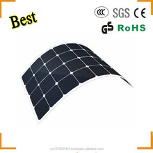 2015 newest amorphous silicon thin film flexible solar panel