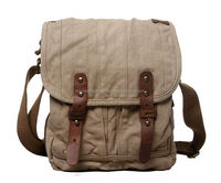 shoulder cross body bag men and women canvas cross body bag