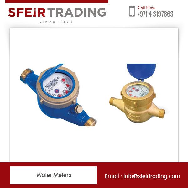High Capability Water Meter with Best Specification