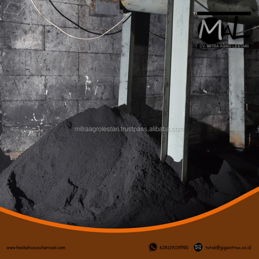 Hookah charcoal Briquette Arab, India, Vietnam, Malaysia, Indonesia Etc