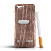 2016 New Product For Iphone 6 6S Cigarette lighter Wood case best selling products
