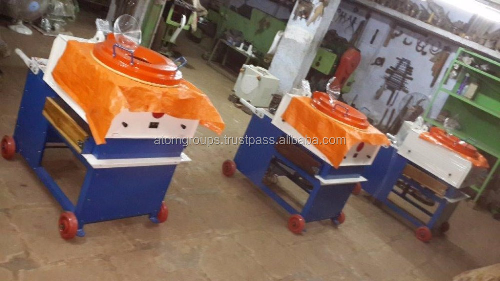 Dried Coconut Peeling Machinery