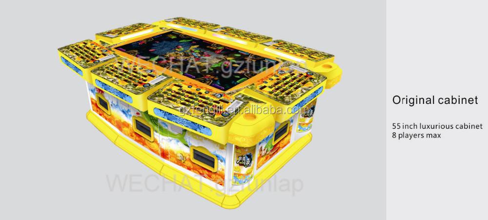 Rumble fish yuehua software 12 bets gambling and fishing for Fish game gambling