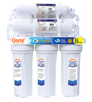 Six stages water filter Clarte' WP60UF