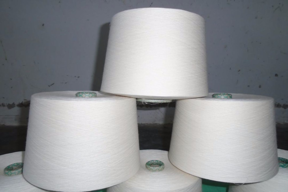 TC Card yarn 65% Polyester 35% Cotton Ne30