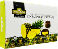 RDD Pineapple puree with 100% real chocolate