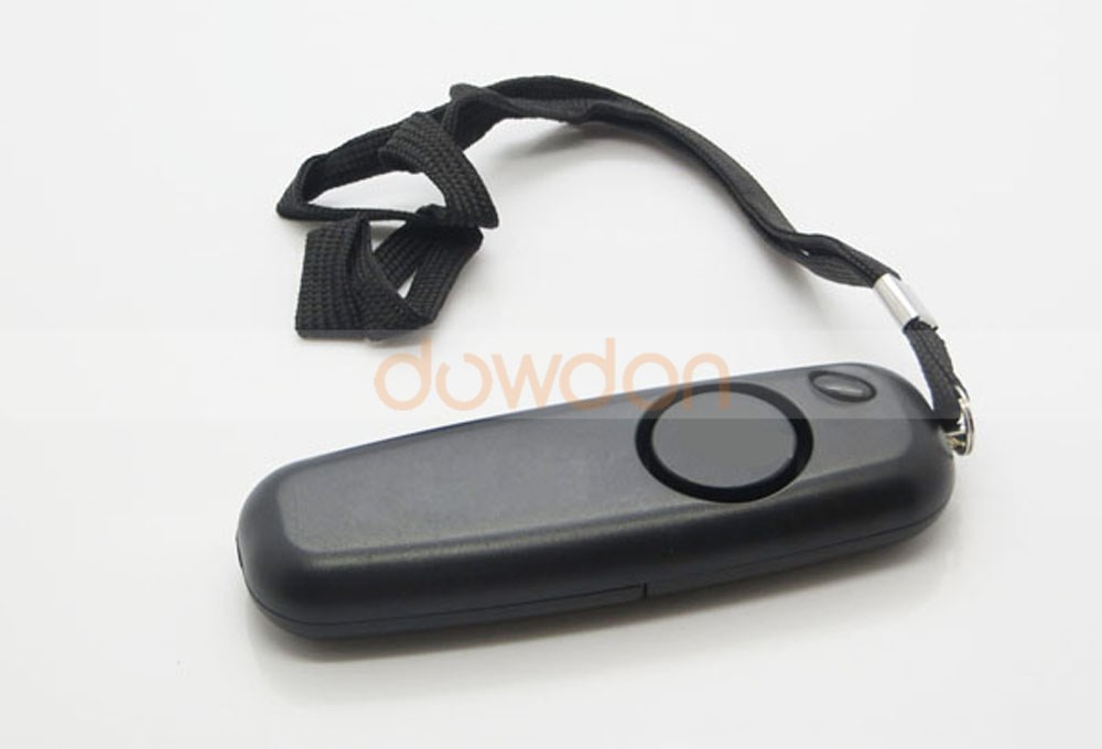 Factory Price 130dB Personal Protection Alarm with LED Light Belt for Night Shift Workers