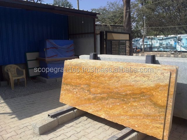 Imperial gold Kitchen Counter Tops