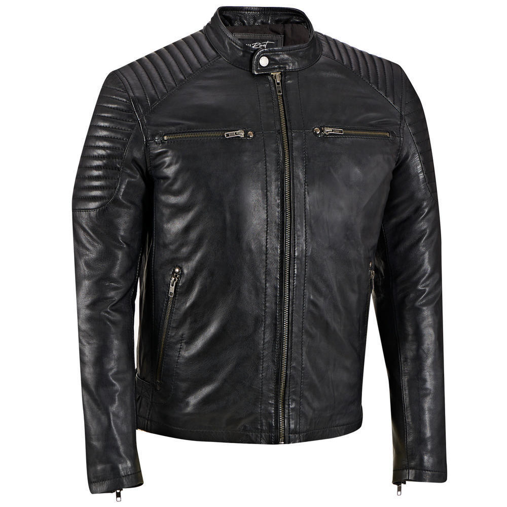 Hottest Fashion Leather Jackets for Men, View leather jacket ...