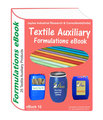 Textile auxiliary chemicals Formulations eBooks chemicals (ebook10)