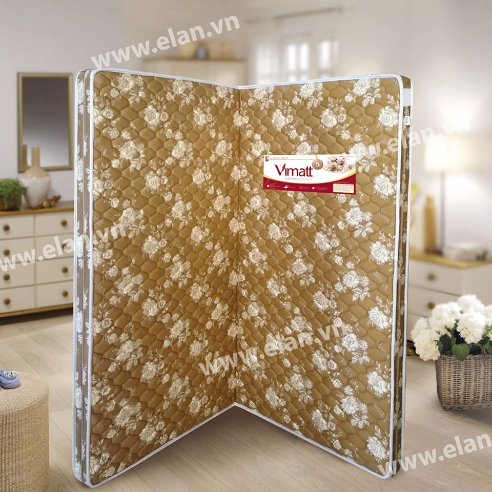 VIMATT Polyester fiber two folded Mattress